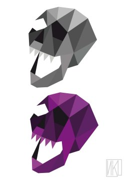 Skull / Tête de Mort