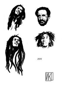 Niko Bushman x Reggae Sun Ska